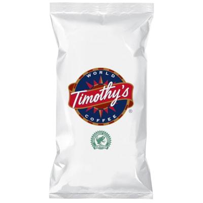 Timothy's Whole Bean Coffee, Colombian La Vereda, 2.5 lb MEDIUM 2.5LB BEANS