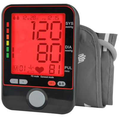BIOS Living Protocol Blood Pressure Monitor, With Bluetooth BLUETOOTH