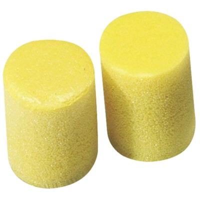 3M E-A-R Classic Earplugs, Uncorded, NRR 29 dB, Poly Bag, Yellow, 200 Pairs/BX 200PAIRS