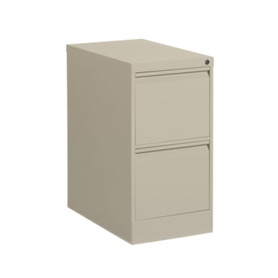 """Offices to Go Marvel Vertical File, 2 Drawer, Nevada Beige, 15 1/4"""" x 25"""" x 29"""" NEVADA"""