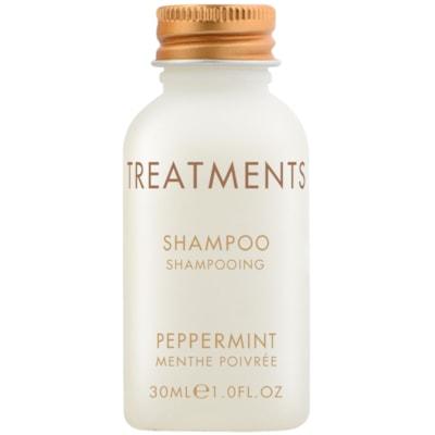 Treatments Shampoo, Peppermint Scented, 30 mL, 200/CS TREATMENTS
