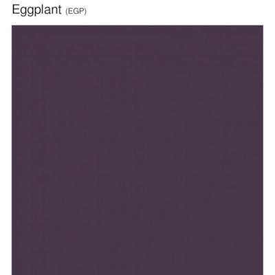 Global Duet Multi-Purpose Stacking Table, Eggplant L29 X P25 X H28  AUBERGINE