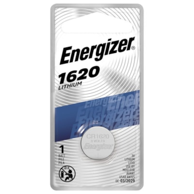 Energizer 1620 Lithium Coin Battery, 1/PK 1PK CUST SPECIFIC