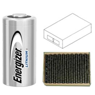 Energizer 123 Lithium Photo Battery, 400/BX (EL123APVP) 400/PK CUST SPECIFIC