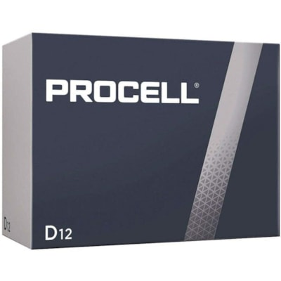"Duracell Procell Professional ""D"" Alkaline Batteries, 12/BX 12/BX"