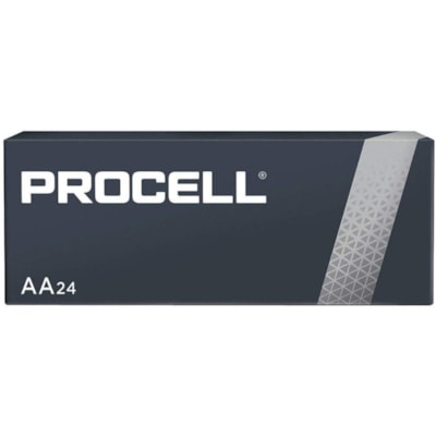 "Duracell Procell Professional ""AA"" Alkaline Batteries, 24/BX"