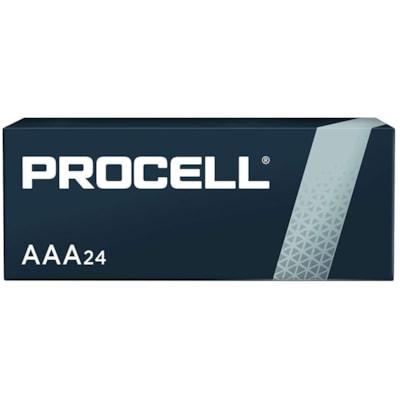 "Duracell Procell Professional ""AAA"" Alkaline Batteries, 24/BX 24/BOX"