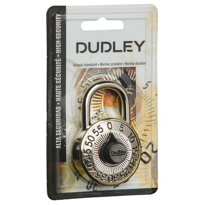 Dudley Combination Lock (NOT SERIALIZED)