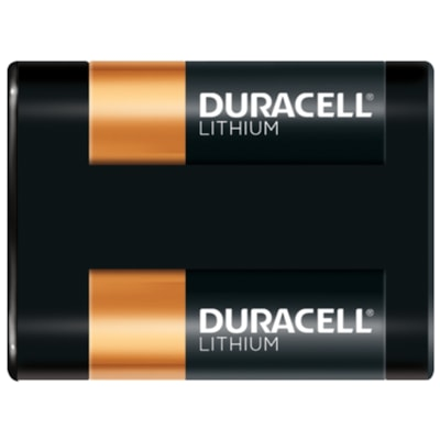 Duracell Lithium 245 Photo Battery COIN 6V 1/PACK CUST SPECIFIC