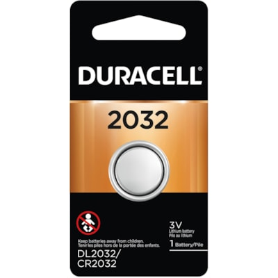 Duracell Lithium 2032 Coin Battery 1 PACK CUSTOMER SPECIFIC