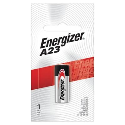 Energizer A23 Miniature Alkaline Batteries, 6/PK (A23BPZ) ENER PHOTO 12V