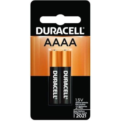 "Duracell Coppertop ""AAAA"" Alkaline Specialty Batteries, 2/PK 2 PACK CUST SPECIFIC"