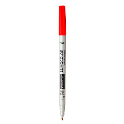 Staedtler Lumocolor Non-Permanent Dry-Erase Markers WATER SOLUBLE INK DRIES INSTANTLY STAEDTLER LUMOCOLOR