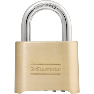 Master Lock Resettable Combination Lock