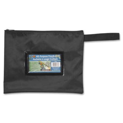 Merangue Carrying Case (Pouch) Document, Accessories, Jewelry - Black