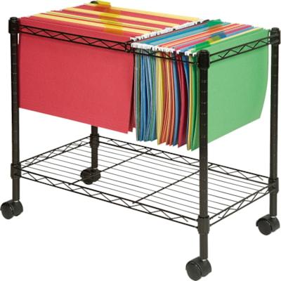 Lorell Mobile File Cart