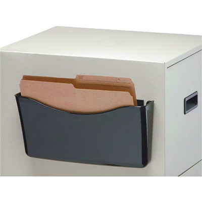 Rubbermaid Unbreakable Letter-Size Magnetic Wall File MAGNETIC INCL.MAGNET TO ATTACH TO METAL SURFACE