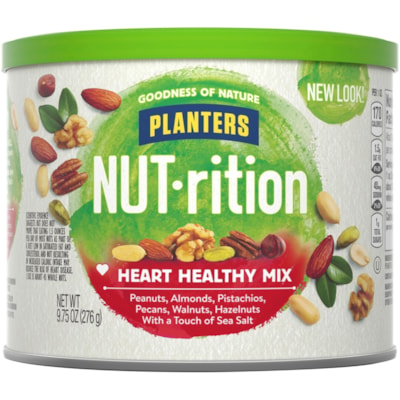 Planters Kraft NUT-rition Heart Healthy Mix