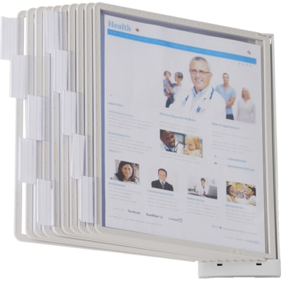 DURABLE Sherpa 10-Panel Wall Reference System