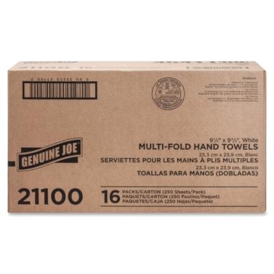 Genuine Joe Multifold Towels