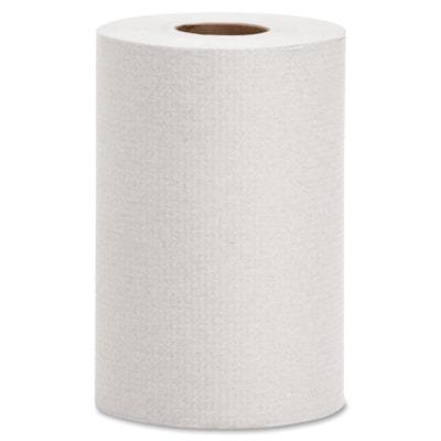 Genuine Joe Hardwound Roll Paper Towels