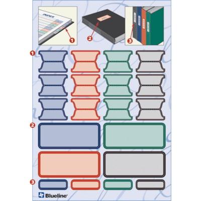 Blueline NotePro and Graphics Notebooks