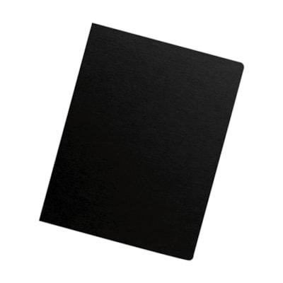 Fellowes Futura¿ Presentation Covers - Oversize, Black, 25 pack