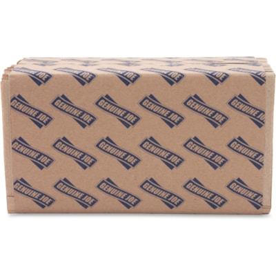 Genuine Joe Single-Fold Value Paper Towels