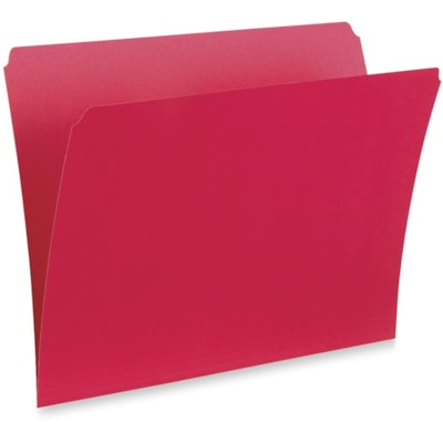 Pendaflex Straight Cut Vertical Colored File Folder