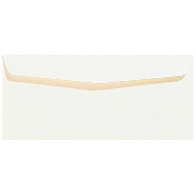 Grand & Toy White Open Side Business Envelopes  24LB OPEN SIDE NON RECYCLED 500/BX