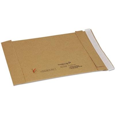 Enveloppes matelassées autocollantes Grand & Toy, kraft, nº 1, 7 1/8 po x 10 3/4 po, caisse de 25 25/CT SELF SEALING
