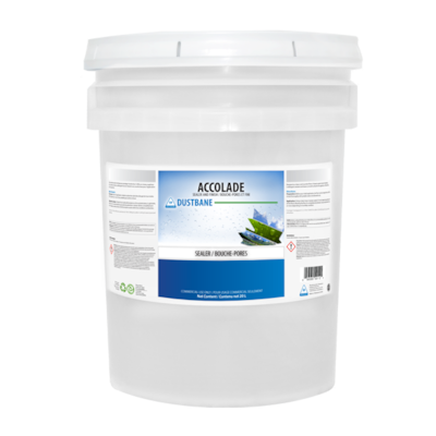 Dustbane Accolade Floor Sealer and Finish, 20 L Pail PAIL FINISH