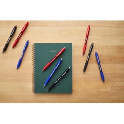Paper Mate Profile Mech Mechanical Pencil Set, Assorted Colours, 0.7 mm HB #2 Pencil Lead, 4/PK