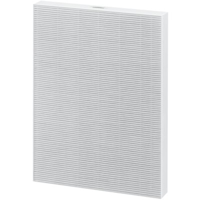 Filtre True HEPA pour purificateurs d'air AreaMax 190/200/DX55 Fellowes avec traitement antimicrobien AeraSafe, blanc FOR AERAMAX 190/200/DX55 CPTRS 99.97% OF AIRBORNE PART.