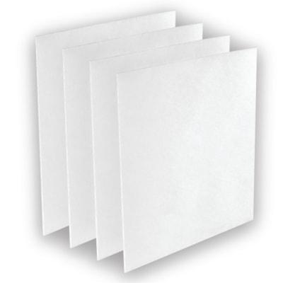 Fellowes AeraMax PRO AM 3/4 Pre-Filters, White, 4/PK  pk