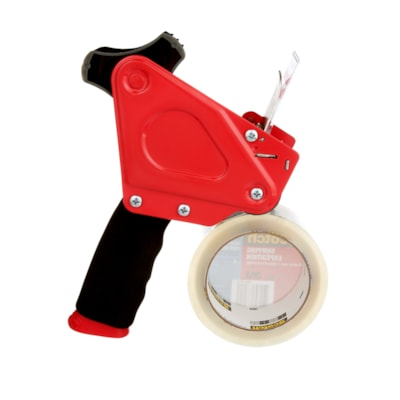 Scotch® 3850 Heavy Duty Shipping Packaging Tape with Grip Dispenser, 48 mm x 50 m GRIP DISPENSER 48MMX50M