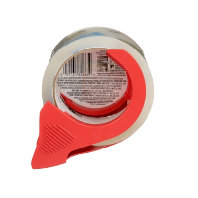 Scotch® 3850 Heavy Duty Shipping Packaging Tape with Dispenser, 48 mm x 35 m STOR/PKG 48MM/35M
