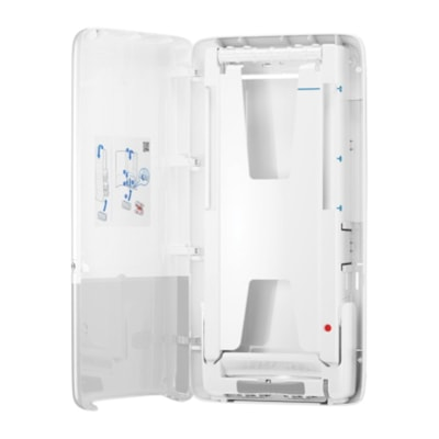 Tork Elevation® PeakServe® Hand Towel Dispenser, White HAND TOWEL DISPENSER WHITE DISPENSER