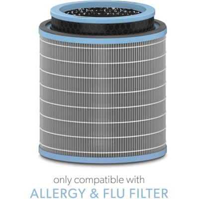 TruSens DuPont Replacement Carbon Filter for Large Allergy & Flu Filters ALLERGY/FLU CARBON FOR TRUSENS Z3000/Z3500