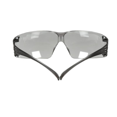 3M SecureFit Protective Eyewear, Grey Anti-Fog Lens, Frameless with Grey Temple GRAY LENS W/GREY TEMPLE ANTI-FOG LENS  3M