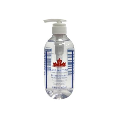 Gel désinfectant pour les mains ProtectorPlus, 75 % d'alcool, 500 ml PROTECTOR+  GEL NPN 80098377