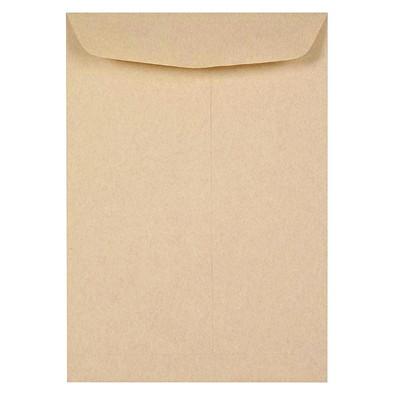 Grand & Toy Heavy Mailing Kraft Envelopes 24LB OPEN END 50% PCW