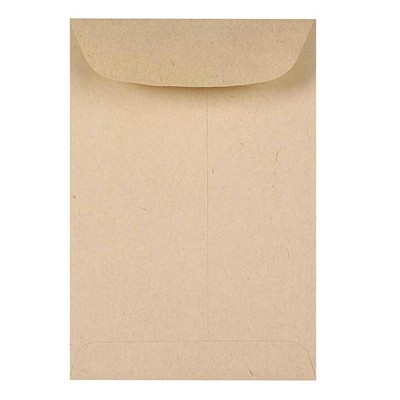 Grand & Toy Heavy Mailing Kraft Envelopes BX/500 24LB 80% POST CONSUMER CONTENT