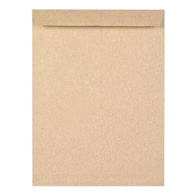 Grand & Toy Heavy Mailing Kraft Envelopes OPEN END PK/100 80% POST CONSUMER CONTENT