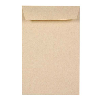 Grand & Toy Heavy Mailing Kraft Envelopes OPEN END  80% POST CONSUMER CONTENT  500/CT SUB # 48615