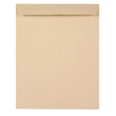 Grand & Toy Heavy Mailing Kraft Envelopes 24LB OPEN END 80% POST CONSUMR CONTENT 500/CT