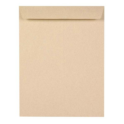 Grand & Toy Heavy Mailing Kraft Envelopes OPEN END 24LB 50% PCW  500/CTN