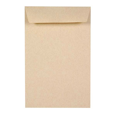 Grand & Toy Heavy Mailing Kraft Envelopes OPEN END 80% POST CONSUMER CONTENT