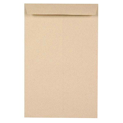 Grand & Toy Heavy Mailing Kraft Envelopes OPEN END 80% POST CONSUMER CONTENT 24 LB.