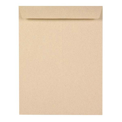 Grand & Toy Heavy Mailing Kraft Envelopes OPEN END 50% POST CONSUMER CONTENT 100/PK